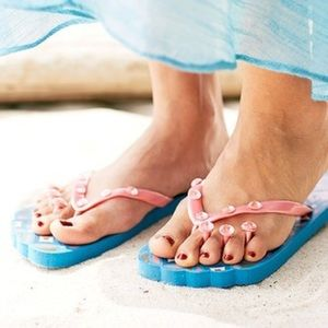 Pedi Princess Slippers